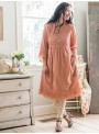 Coraline Dress in Vintage Rose by April Cornell