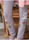 Mason Leggings in Grey by April Cornell