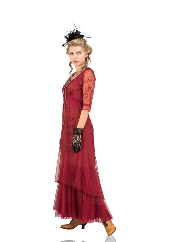 Mon Cherie Lace Dress by Kiyonna