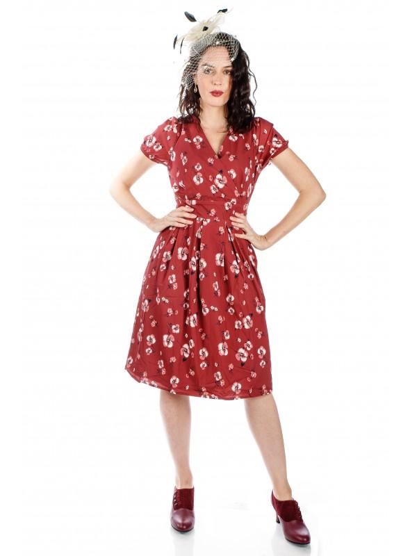 Monroe Dress in Multi by Sheen Clothing