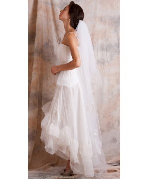 Antoinette Embroidered Wedding Veil by Nataya - SOLD OUT