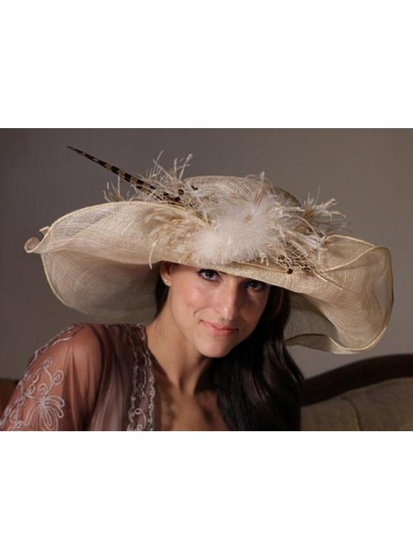 Lady Alexandra hat by Louisa Voisine Millinery - SOLD OUT