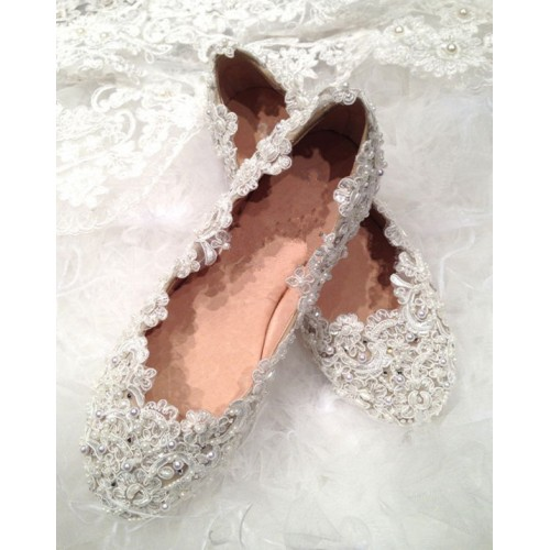 Crystal Bridal Shoes - AA_L399