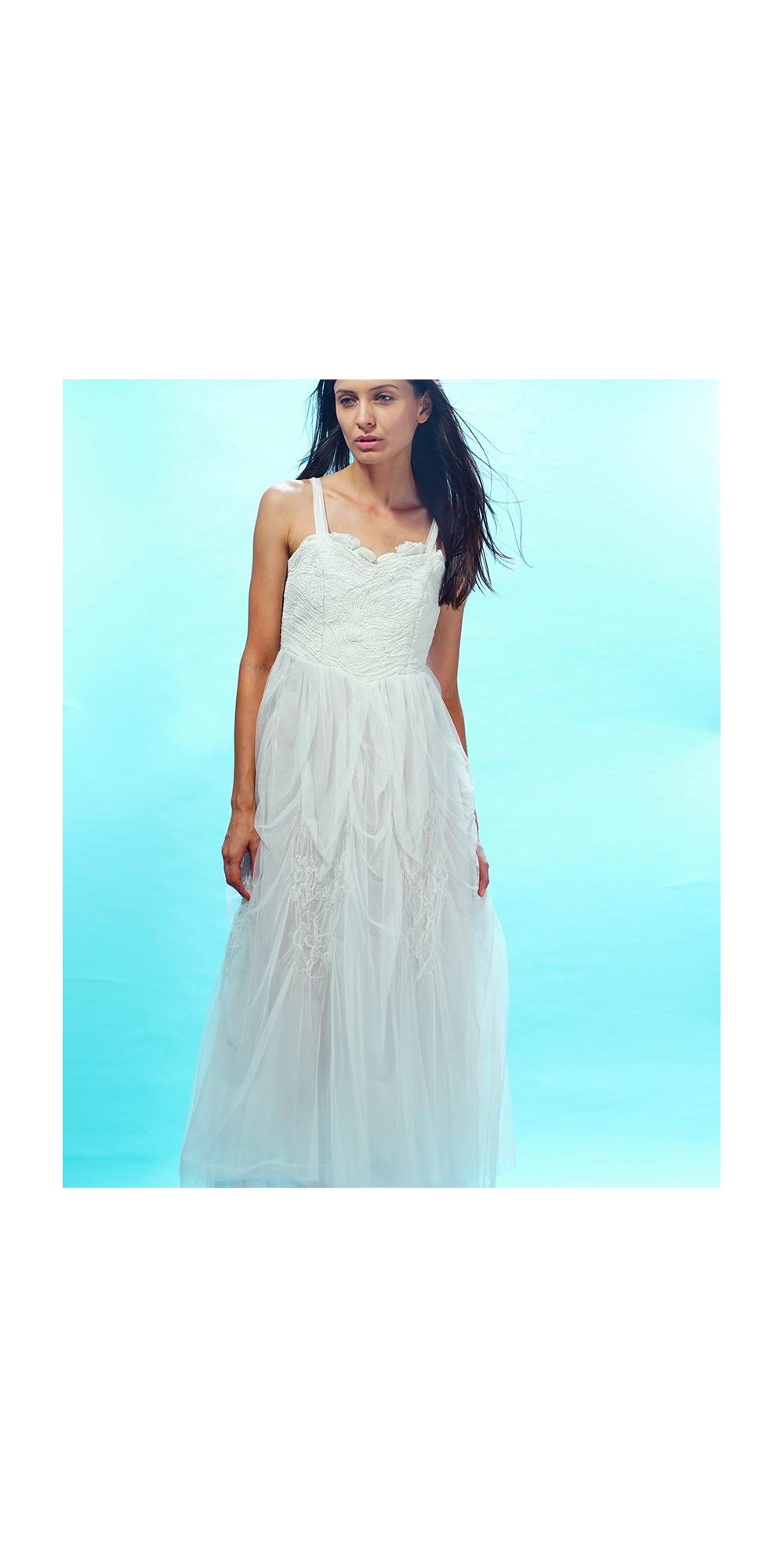 Stunning Ivory Party Dress Images - Wedding Ideas - memiocall.com