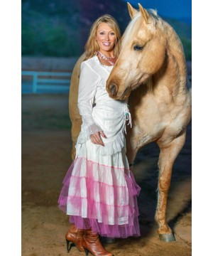 Western Bridal Belle Jacket by Marrika Nakk