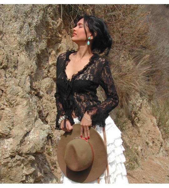 Western Romance Jacket by Marrika Nakk