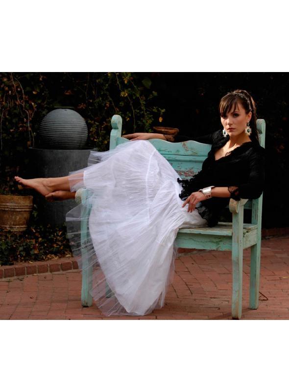 Tea Length Rodeo Cinderella Skirt