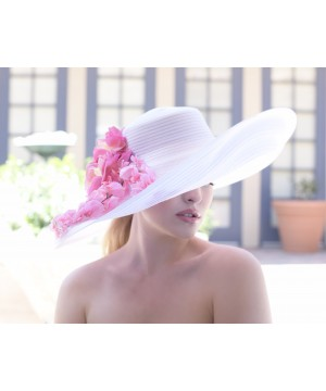 Princess Carol Hat by Louisa Voisine Millinery