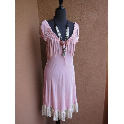 Western Velvet Saloon Dress by Marrika Nakk