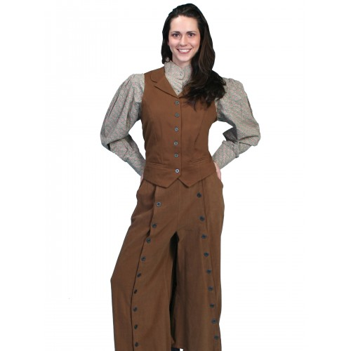 Country Girl Riding Pants in Brown