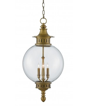 Archive Lantern by Currey and Company