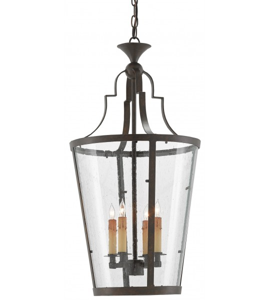 Fergus Lantern by Currey and Company