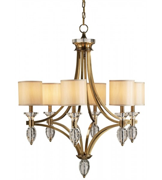 Sebastian Chandelier by Currey and Company