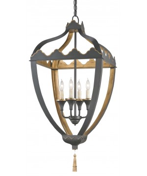 Beaumont Lantern by Currey and Company