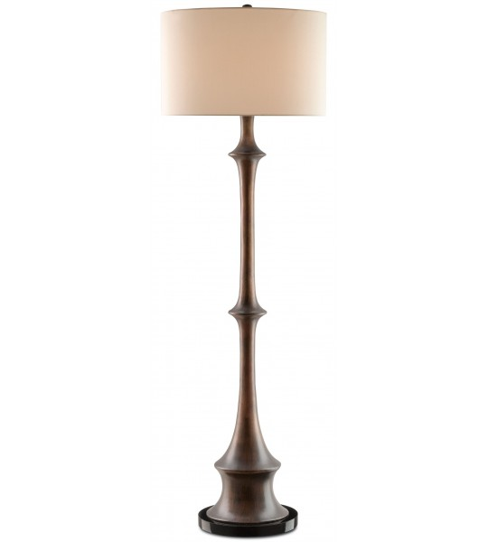 Wayland Floor Lamp by Currey and Company