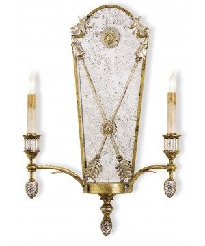 Napoli Wall Sconce by Currey and Company