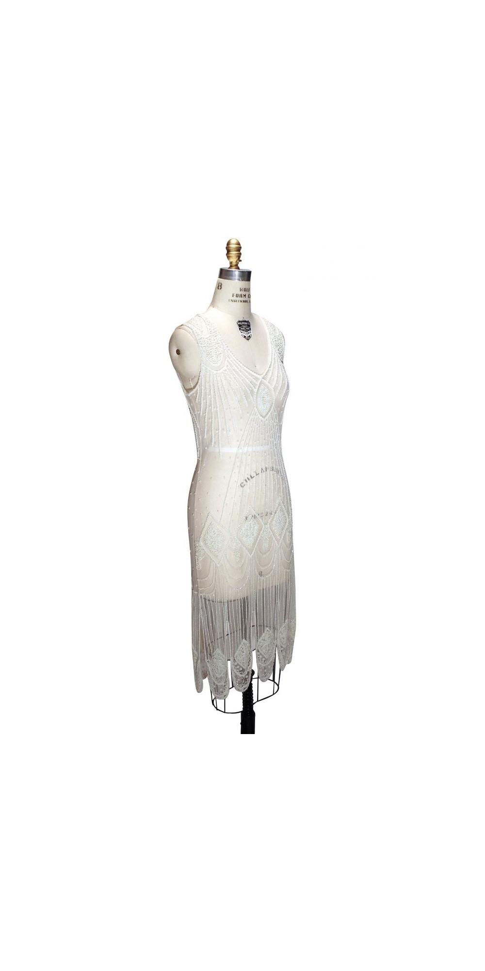 Bone Midi Dress