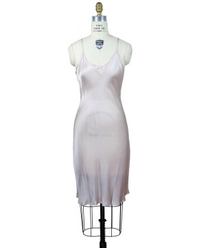 1930s Vintage Style Slip in Petal Pink by The Deco Haus