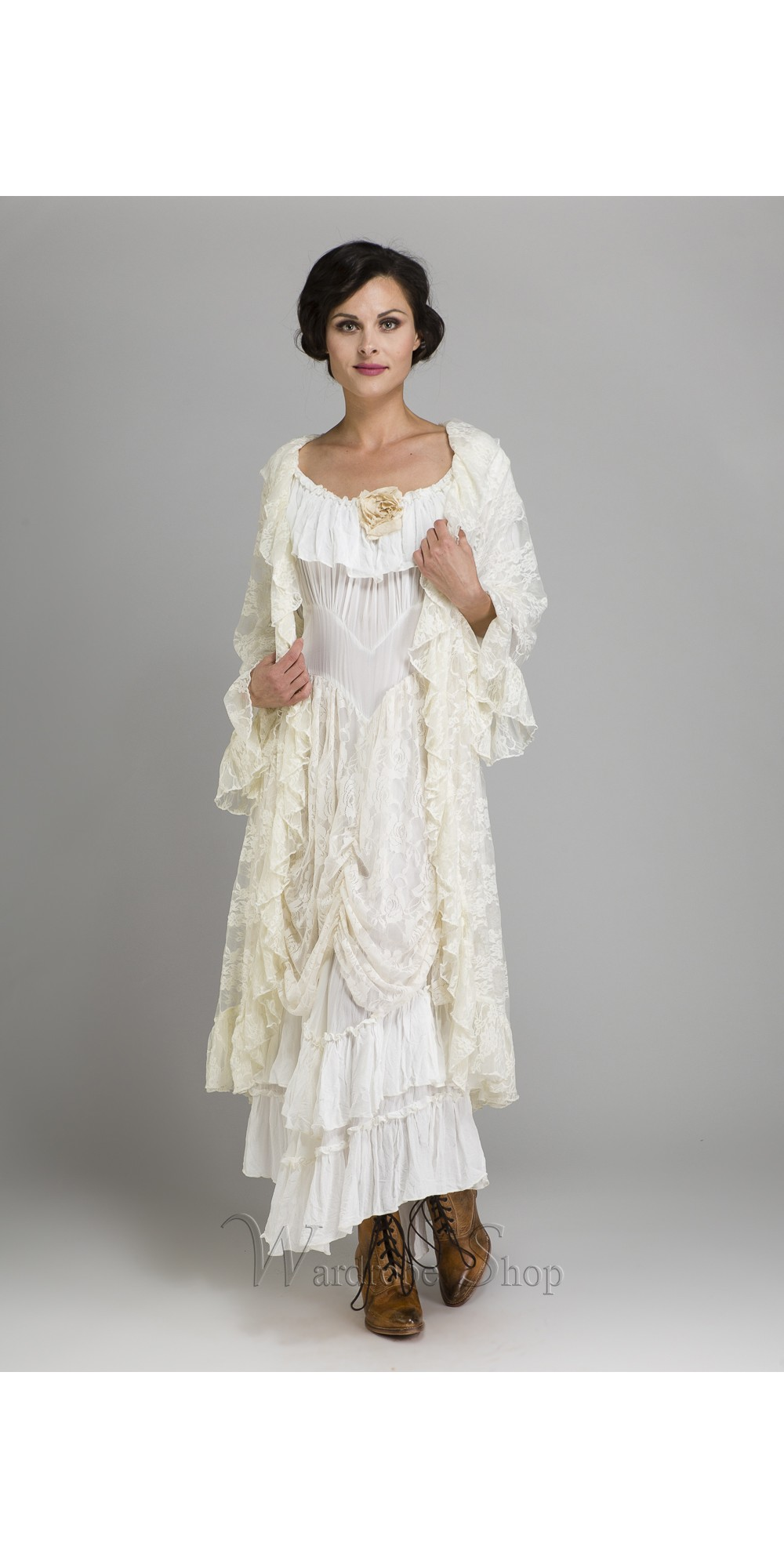Western Bridal Dresses, Skirts and Tops by Marrika Nakk