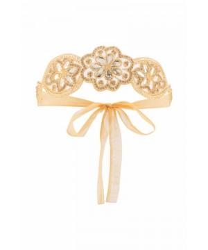 Gatsby Style Headband in Gold