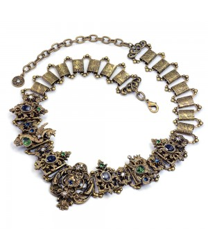 Renaissance Collar Necklace