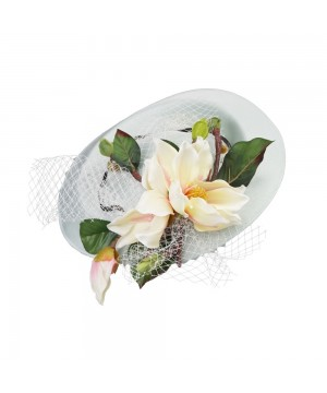 Delicate Bloom Vintage Style Fascinator