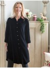 Bette Tunic in Black by April Cornell
