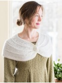 Daphne Capelet in Ecru | April Cornell - SOLD OUT