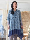 Ingalls Tunic in Indigo by Aprill Cornell